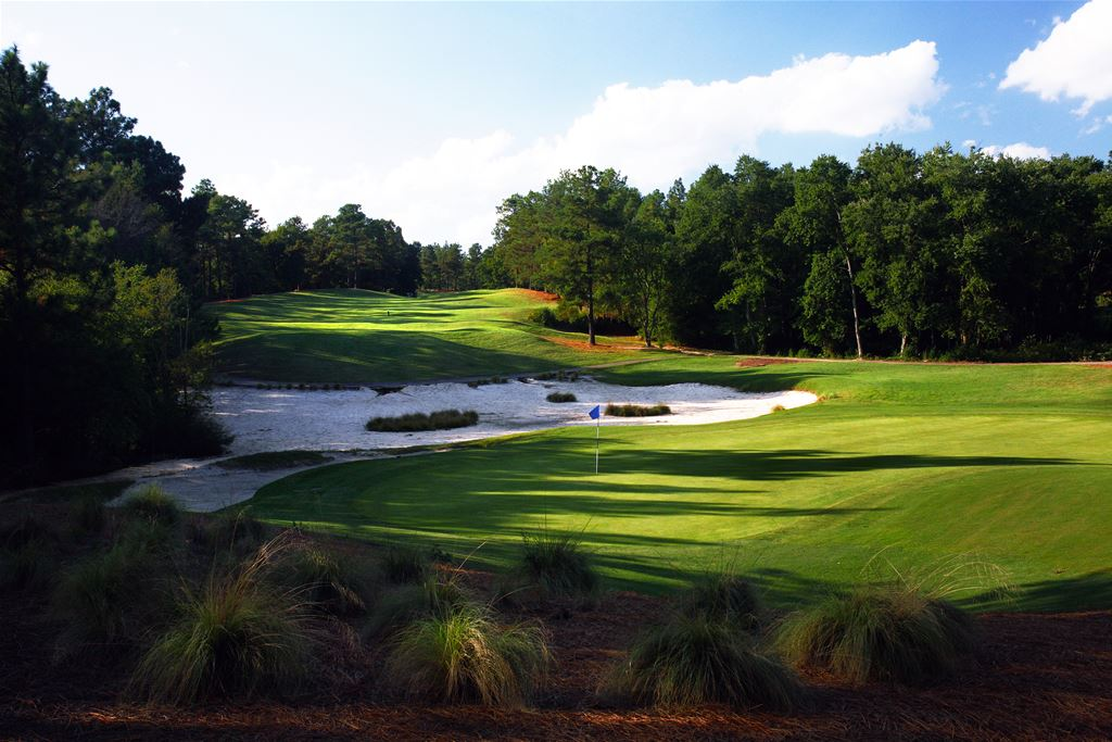 Legacy Golf Links in Aberdeen, North Carolina